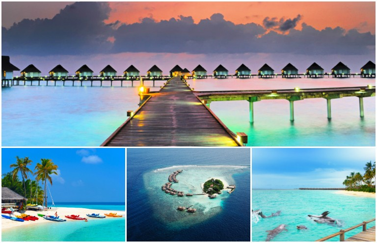Drømmen om Maldivene er innen rekkevidde