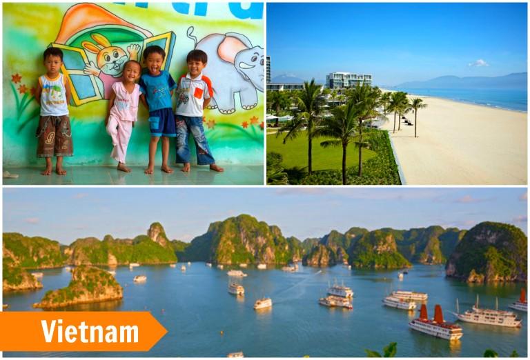 Rundreise i Vietnam med Solfaktor Eksotisk