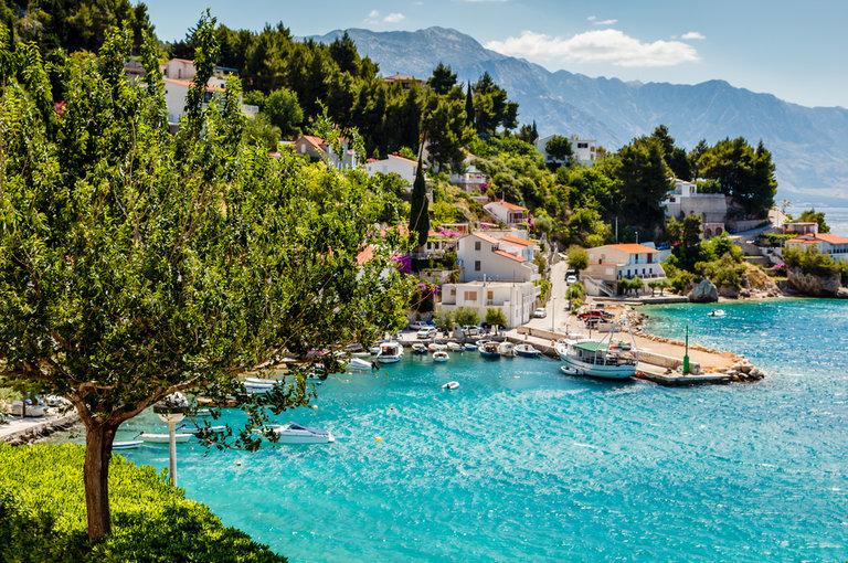 Reis til Kroatia