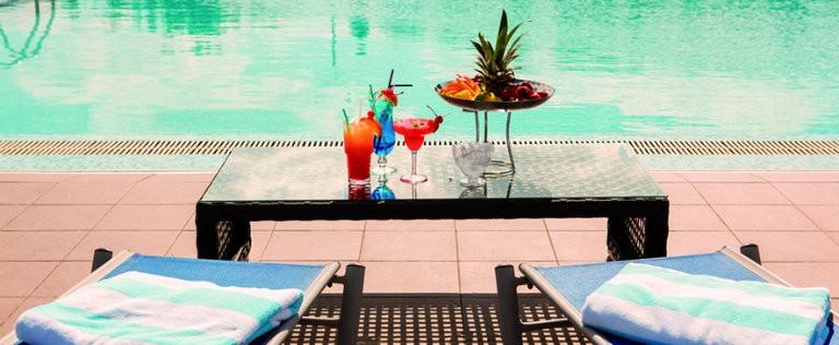 Pool i Marrakech