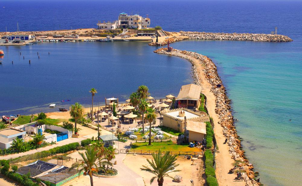Fantastiske Tunisia - båthavn