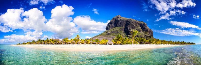 bestille fly og hotell på Mauritius med SOLFAKTOR