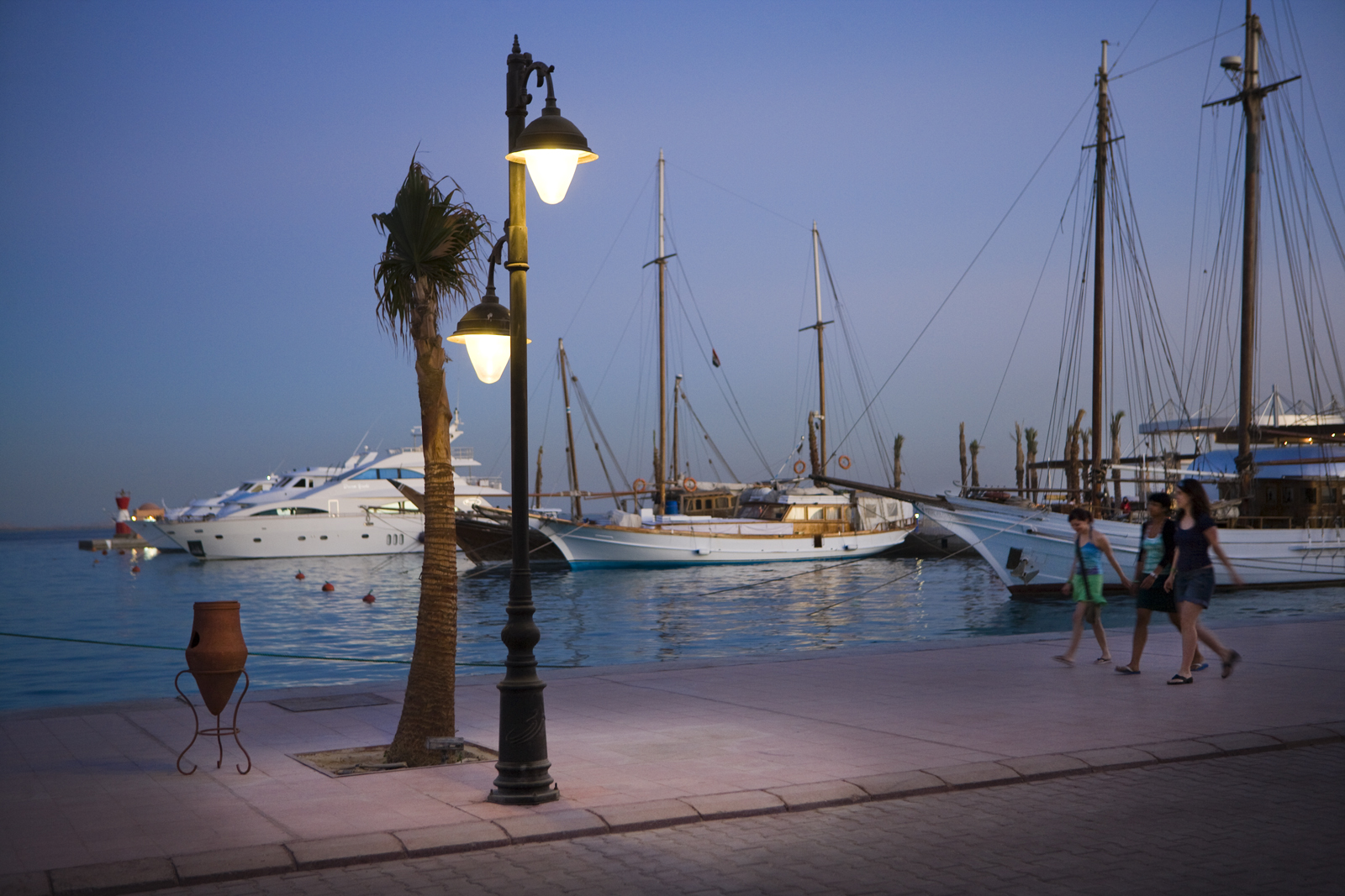 Marinan i Hurghada