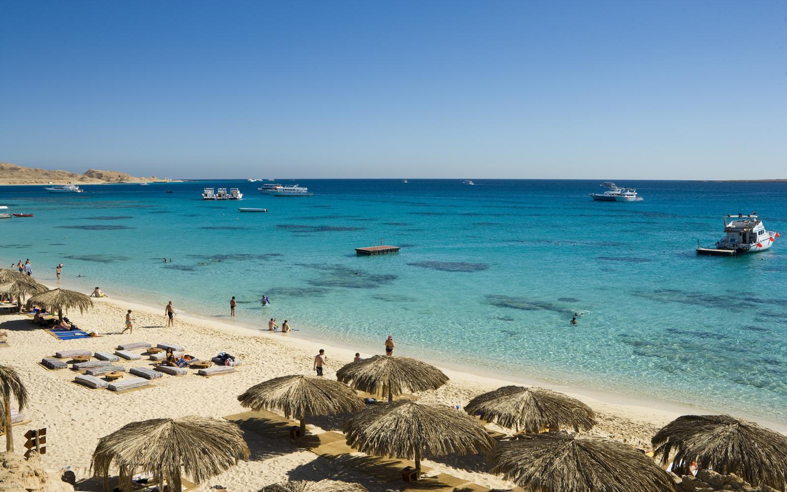 Egypten Hurghada