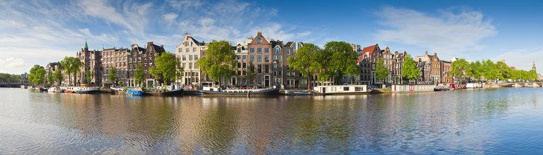 Amsterdam er en vakker storby