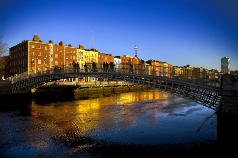 Dublin Halfpenny