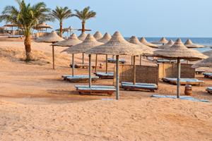 Skønne strande med god plads - Sharm el Sheikh -Egypten - Amisol