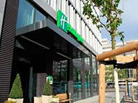 Hos Solfaktor hittar du Holiday Inn i Berlin, gott omtalat och lätt att hitta till.