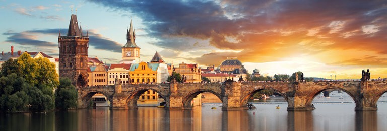 Praha med Solfaktor