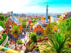 forelsk deg i Barcelona