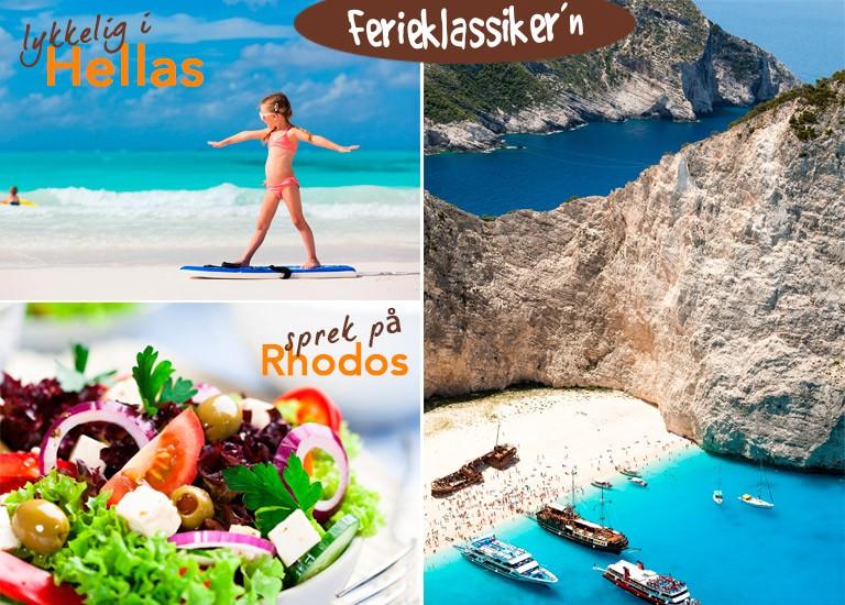 besøk Rhodos Kreta
