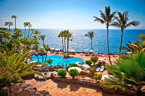solsikker ferie på Tenerife