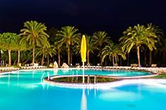 Palmas vakre hoteller