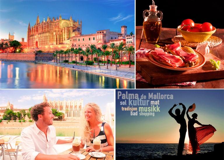 Mallorcas hovedstad