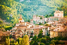 Mallorcas vakre land