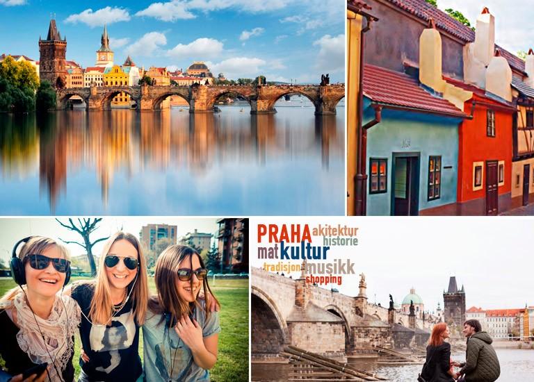 allsidige Praha