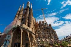 Gaudis berømte mesterverk