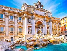 Fontanna di Trevi i Roma