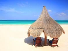 Strand og sol i Aruba