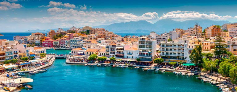 AgiosNikolaos Kreta hellas