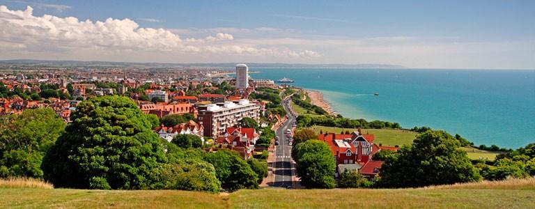 Brighton, Eastbourne england