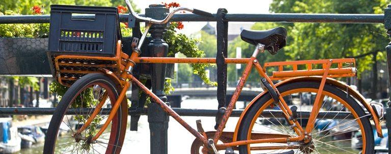Cykel i Haag
