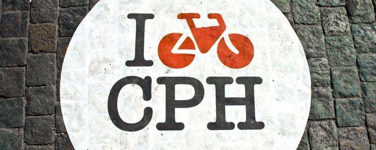 Köpenhamn älskar cyklar