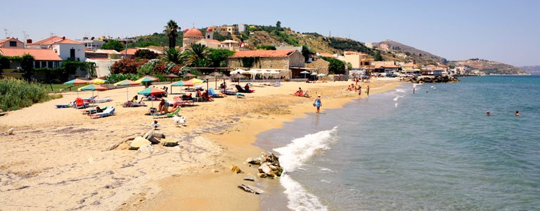 Kalives, Souda, Chania, Kreta