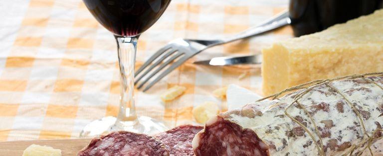 Ost och vin i Frankrike