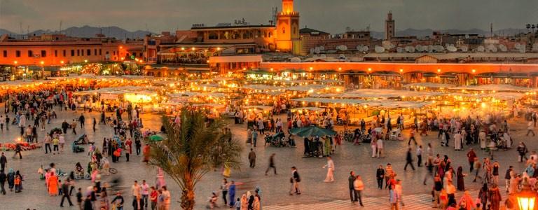 Marokko agadir marrakech