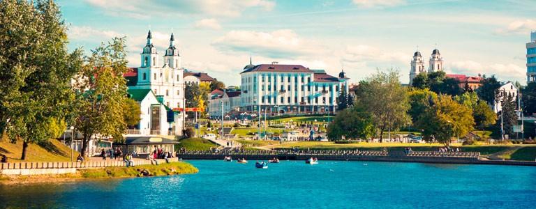 Minsk, Belarus, Vitryssland