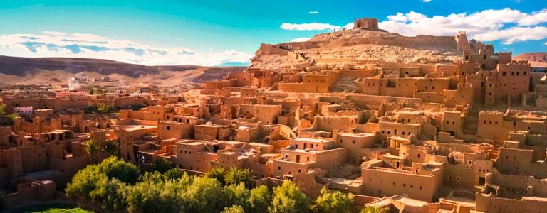 Ouarzazate Marocko