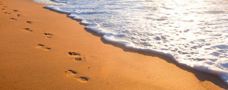 Strand vid Platanias