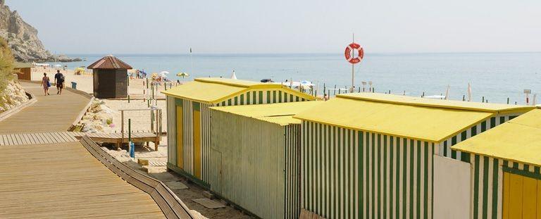 Strand i Porto