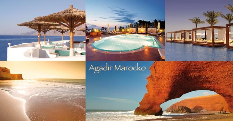 fantastiska Agadir