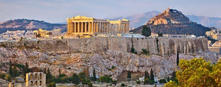 Akropolis i Aten