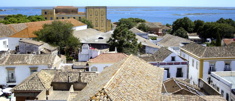Faro stad