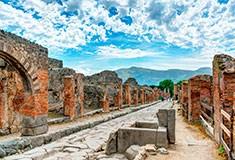fantastiske Pompeii