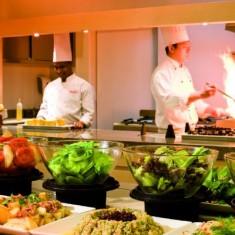 Fine dining i Dubai