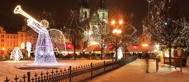 Julmarknad i Graz