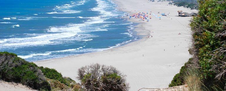 Strand och natur i södra Turkiet