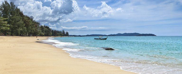 Stranden i Khao Lak