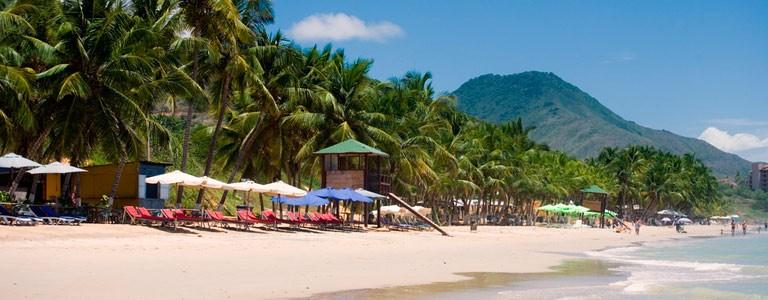 Isla Margarita, Margarita Island, Playa El Yaque