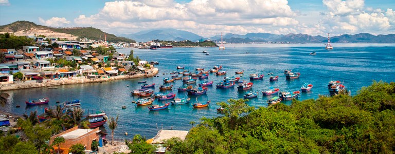 Nha Trang, Cam Ranh, Khanh Hoa, Vietnam