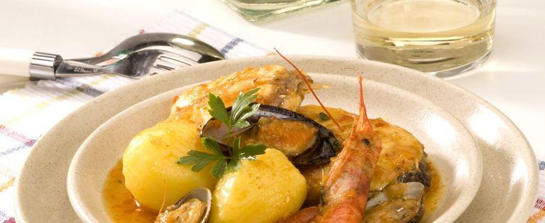 Mat vid Costa Brava