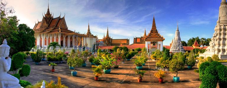 Phnom_Penh Kambodsja