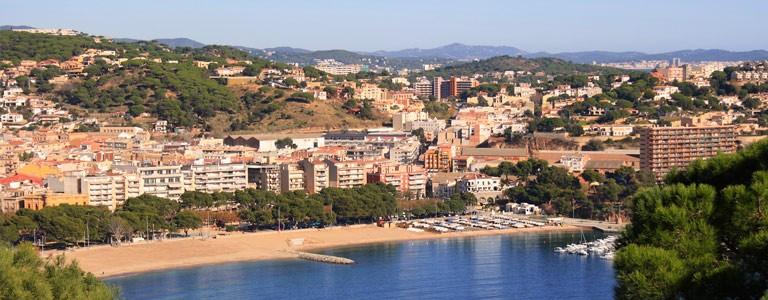 San Feliu de Guixols, Barcelona, Katalonia, Costa Brava, Girona