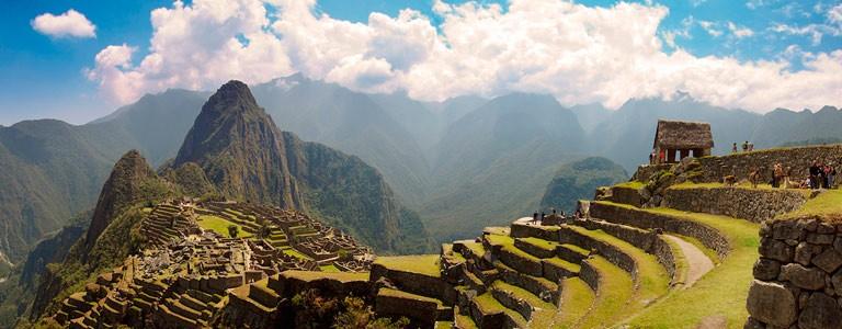 Machu Picchu, Peru, Cusco, Aguas Caliente