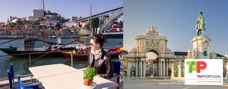 Vind flybilletter til Lissabon