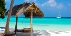 Strand Den Dominikanske Republik